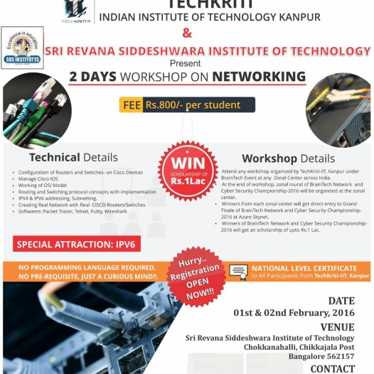 Network & Cyber Security Championship -2016