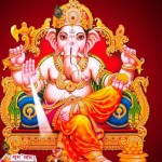 Ganesh Chaturthi is celebration in campus