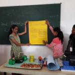 First year Project exhibition conducted by department of Chemistry